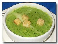 クレマ・デ・チャヤ マヤほうれん草のクリームスープ