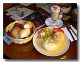 Pollo al ajillo 鶏肉のガーリックソース
