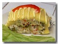 カウサ ペルー風ポテトサラダ