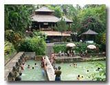 バリ島のバンジャール温泉