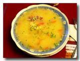 ソパ・デ・アロズ(ご飯入りスープ)
