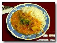 オユキート・コン・チャクイ 干し肉とオユコの炒め物
