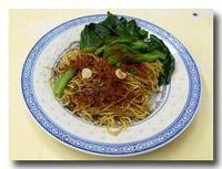 招牌蝦子撈麺