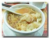 海老ワンタン麺:池記雲呑麺