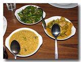 スリランカン野菜カレー