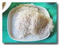 インディアッパー 米粉の蒸し麺