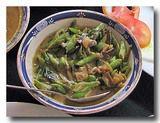 ボンチ・ウィヤンジャナ インゲンのスパイス煮込み(カレー)