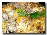 オースワン(タイ風牡蛎の卵とじ) アップ