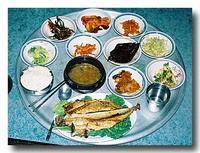 安東名物塩鯖定食