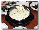 豆腐スープ:スンドゥプ