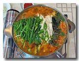 ミンムルセウチゲ 川えびの辛い鍋