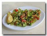 チョバン サラタス 野菜の角切りサラダ