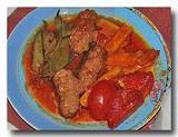イズミールキョフテ 肉団子の煮込み