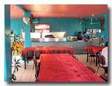 ラウトカ シンズレストランの内部