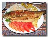 バルク・タワ 揚げ魚