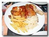 ピリチ・チェヴィルメスィ 鶏の回転焼き