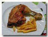 ポジョ・アサド 鶏肉のソテー