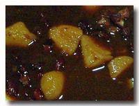 ポタヘ・デ・フリホレス 豆のスープ