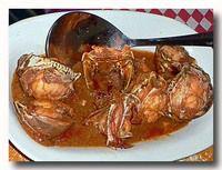 チリンドロン・デ・ランゴスタ ロブスターのトマト煮