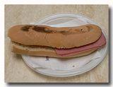 ハム・チーズサンドイッチ