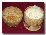カオニャオ 蒸し餅米