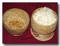 カオニャオ 蒸し糯米