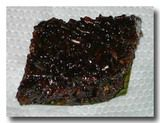 黒米の菱餅