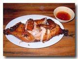 ガイヤーン 鶏の炭火焼き