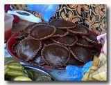 屋台で売られている山盛りのチュチュール