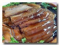 梅菜扣肉 中華風豚の角煮