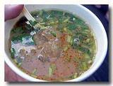 長春李老太炒粉 李さんの澱粉炒めスープ