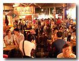 台南夜市の延記臭豆腐