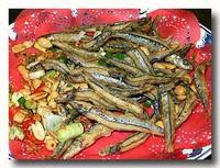 炸丁香魚 キビナゴの唐揚げ