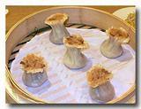 糯肉焼麦  糯米シュウマイの蒸籠