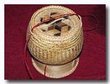 ティップ・カオ 糯米用の蒸籠