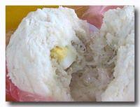 サーラーパオ・チャイ・ケム タマゴ入り肉まん