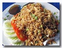 カオ・クア khao khua 炒飯