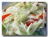 タム・マクテン キュウリのサラダ