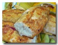 香煎烏魚鰾 ボラの白子焼き