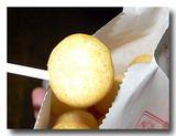 QQ蛋 球形たまご餅 アップ