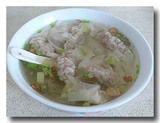 扁食 ワンタン スープ