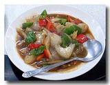 漫波魚 マンボウの炒め物