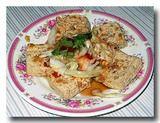 臭豆腐 (台東:林家臭豆腐)