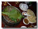焼牛肉 鍋焼き肉 4