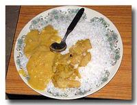ダル 豆のカレー