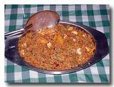 チキンビリヤニ トマト風味