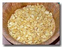ムーングダル 緑豆の揚げ菓子
