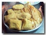 卤味  タケノコと豆腐の煮物
