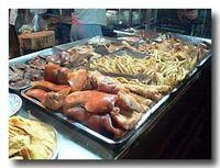 卤味 中国風煮物のトレー