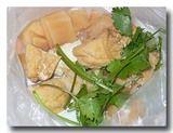 卤味  タケノコと豆腐の煮物 テイクアウト